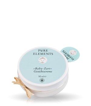 Pure Elements Babyserie Baby Zart Babygesichtscreme für Damen