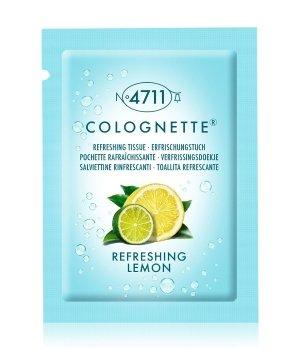4711 Echt Kölnisch Wasser Citrus Erfrischungstücher für Damen und Herren