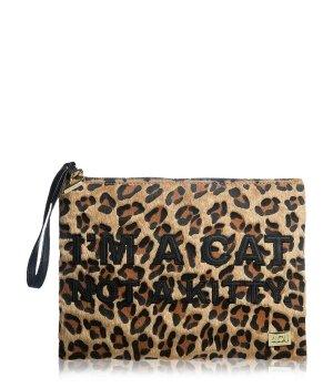4LOU Queen Collection Cat Bag Kosmetiktasche für Damen