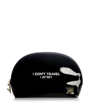 4LOU Queen Collection Travel Bag Kosmetiktasche für Damen