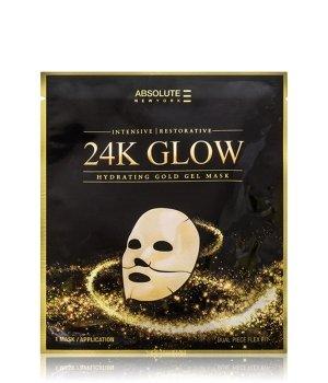 Absolute New York 24K Glow  Gesichtsmaske für Damen