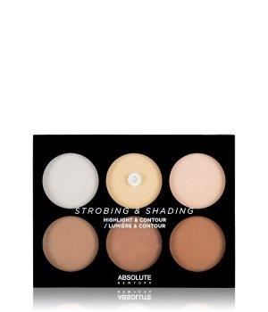 Absolute New York Strobing & Shading Highlight & Contour Make-up Palette für Damen
