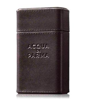 Acqua di Parma Colonia Ingredient Collection Leather Travel Spray Etui für Damen und Herren