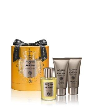 Acqua di Parma Colonia Intensa Christmas Duftset 1 Stk 100ml EDC Spray Aftershave Shower Gel