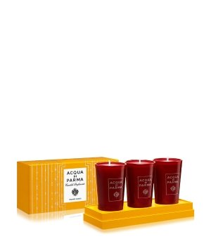 Acqua di Parma Fruit and Flower Christmas Kerzenset für Damen