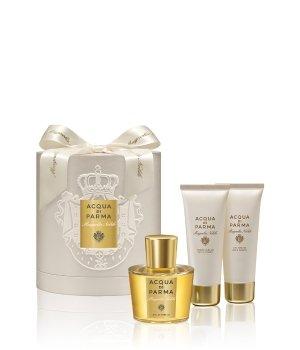 Acqua di Parma Magnolia Nobile Christmas Duftset 1 Stk 100ml EDP Spray Body Cream Shower Gel