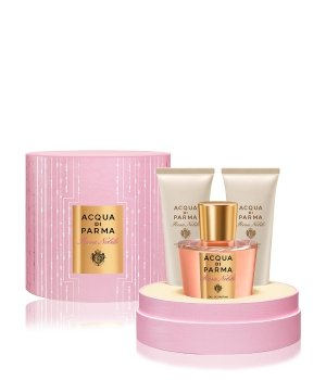 Acqua di Parma Rosa Nobile Duftset 1 Stk 100ml EDP Shower Gel