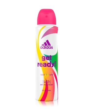 Adidas get ready! Anti-Perspirant For her Deospray für Damen