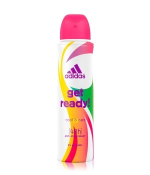 Adidas get ready! Anti-Perspirant For her Deodo...