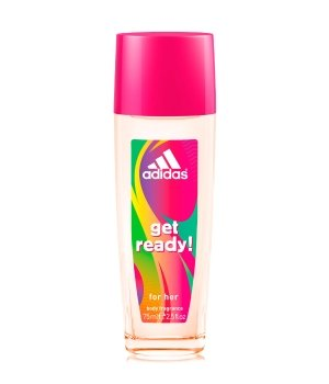 Adidas get ready! Natural for her Deodorant Spr...
