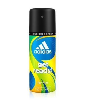 Adidas get ready! For Him Deodorant Spray für Herren