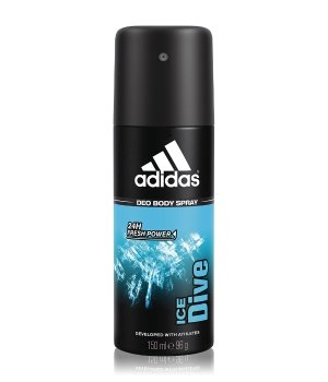Adidas Ice Dive  Deospray für Herren