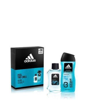 Adidas Ice Dive Feel The Chill Small Gift Duftset für Herren