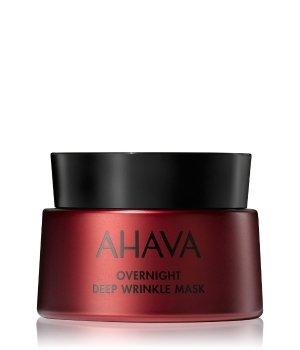 AHAVA Apple of Sodom Overnight Deep Wrinkle Mask Gesichtsmaske für Damen