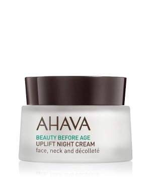 AHAVA Beauty before Age Uplift Night Cream Nachtcreme für Damen