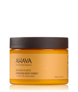 AHAVA Deadsea Plants Caressing Body Sorbet Körpergel für Damen