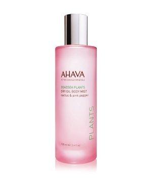 AHAVA Deadsea Plants Dry Oil body Mist cactus & pink pepper Körperöl für Damen