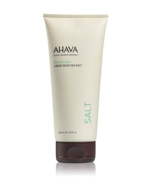 AHAVA Deadsea Salt Liquid Dead Sea Salt Körpergel für Damen