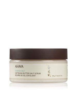 AHAVA Deadsea Salt Softening Butter Salt Körperpeeling für Damen