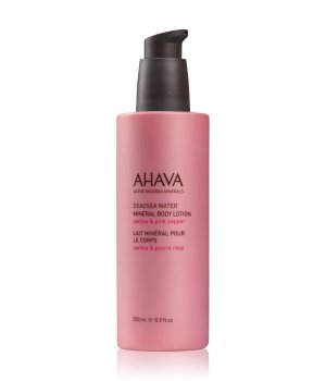 AHAVA Deadsea Water Cactus & Pink Pepper Bodylotion für Damen