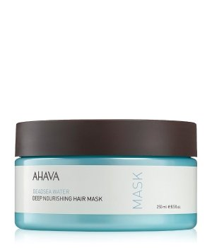 AHAVA Deadsea Water Deep Nourishing Hair Mask Haarmaske für Damen