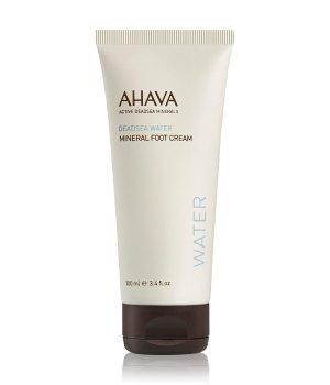 AHAVA Deadsea Water Mineral Fußcreme für Damen