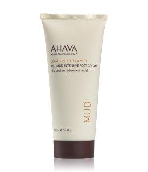 AHAVA Leave-On Deadsea Mud Dermud Intensive Fußcreme für Damen