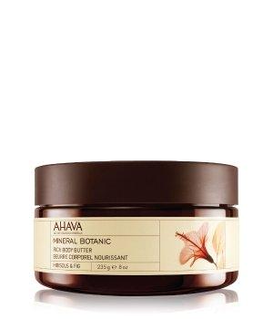 AHAVA Mineral Botanic Rich Hibiskus-Feige Körperbutter für Damen