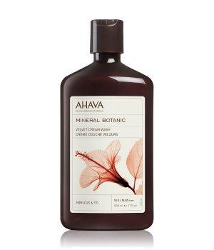 AHAVA Mineral Botanic Velvet Cream Wash Hibiskus-Feige Duschgel für Damen