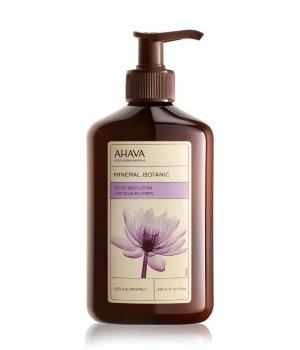 AHAVA Mineral Botanic Velvet Lotus-Kastanie Bodylotion für Damen
