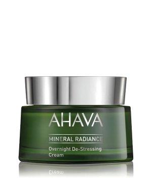 AHAVA Mineral Radiance Overnight De-Stressing Cream Nachtcreme für Damen