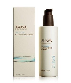 AHAVA Time to Clear All in 1 Toning Cleanser Reinigungslotion für Damen