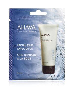 AHAVA Time to Clear Facial Mud Gesichtspeeling für Damen