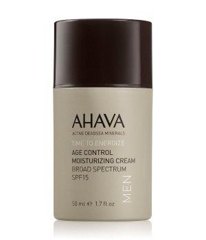 AHAVA Time to Energize men Age Control Moisturizing SPF 15 Gesichtscreme für Herren