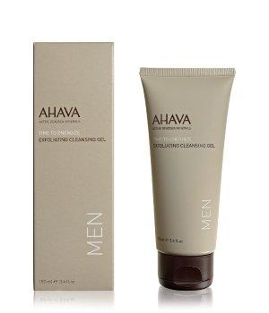 AHAVA Time to Energize men Exfoliating Cleansing Gel Gesichtspeeling für Herren