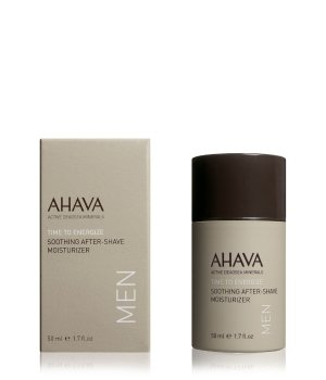 AHAVA Time to Energize men Smoothing Moisturizer After Shave Lotion für Herren