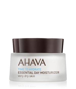 AHAVA Time to Hydrate Essential Day Moisturizer sehr trockene Haut Gesichtscreme für Damen