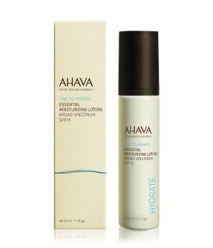 AHAVA Time to Hydrate Essential Moisturizing SPF 15 Gesichtslotion für Damen