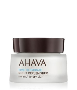 AHAVA Time to Hydrate Night Replenisher normale/trockene Haut Nachtcreme für Damen
