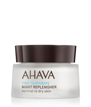 AHAVA Time to Hydrate Night Replenisher normale/trockene Haut Nachtcreme für Damen