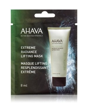 AHAVA Time to Revitalize Extreme Radiance Lifting Gesichtsmaske für Damen
