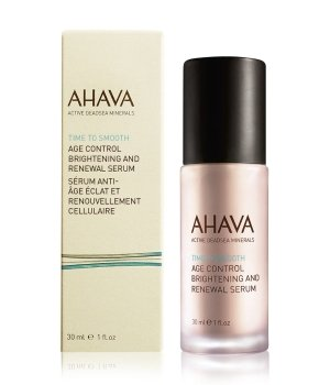 AHAVA Time to Smooth Age Control Brightening and Renewal Gesichtsserum für Damen