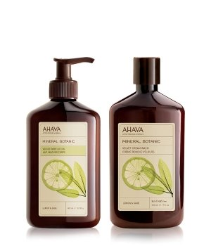 AHAVA Botanic Lemon & Sage  Körperpflegeset für Damen