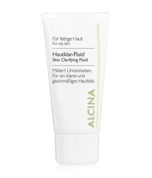 ALCINA Fettige bis Mischhaut Hautklar-Fluid Gesichtsfluid für Damen und Herren