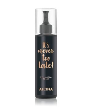 ALCINA It's never too late! Zell-Aktiv-Tonic Gesichtswasser für Damen