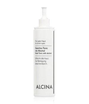 ALCINA Jede Haut Gesichts-Tonic mit Alkohol Gesichtswasser für Damen und Herren