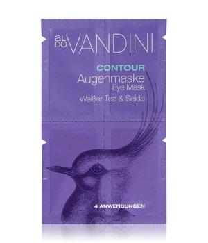 Aldo Vandini Contour Weißer Tee & Seide Gesichtsmaske für Damen