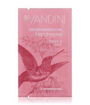 Aldo Vandini Regeneration Pfirsich & Seide Handmaske für Damen