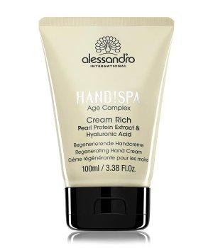 Alessandro Hand!Spa Age Complex Cream Rich Handcreme für Damen