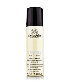 Alessandro Hand!Spa Age Complex Spray Serum Handcreme für Damen
